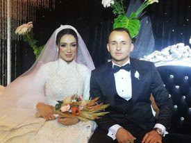 برقيه تهنئة.. الف مبروك بالزفاف السعيد بالتوفيقللعروسين